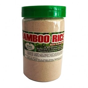 Bamboo Rice Powder - night blindness, anemic, sexual ability (Mix with boiled milk)
